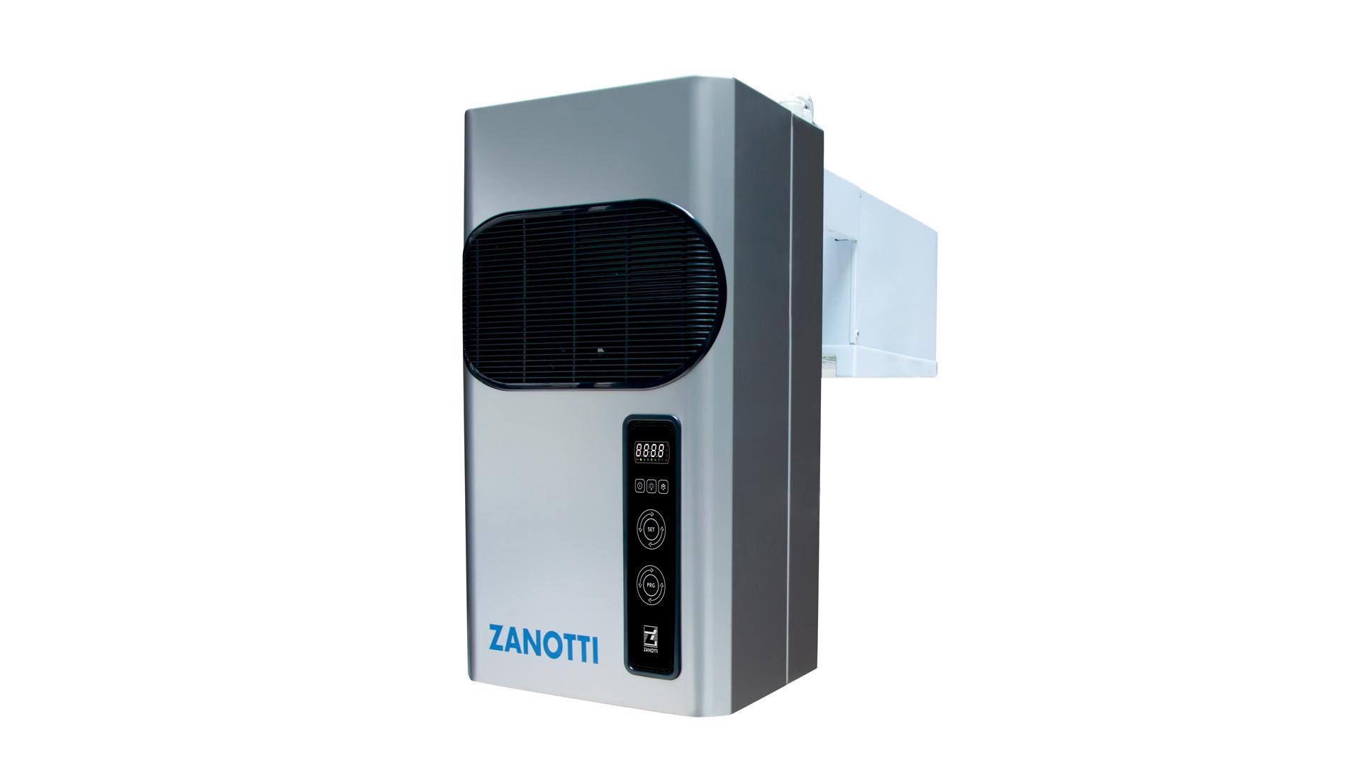 Gruppi monoblocco per impianti frigoriferi, modello Zanotti GM1