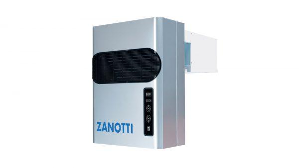 Gruppi monoblocco per impianti frigoriferi Zanotti
