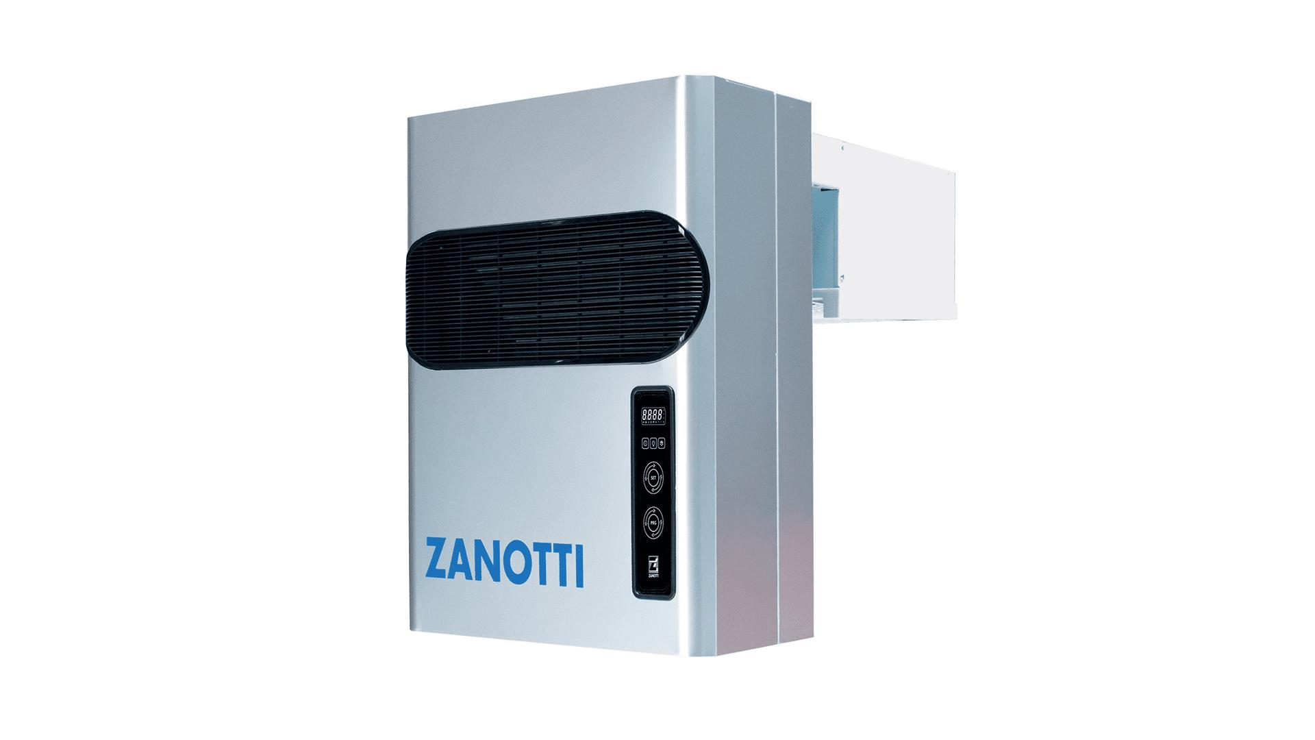 Gruppi monoblocco per impianti frigoriferi, modello Zanotti GM2