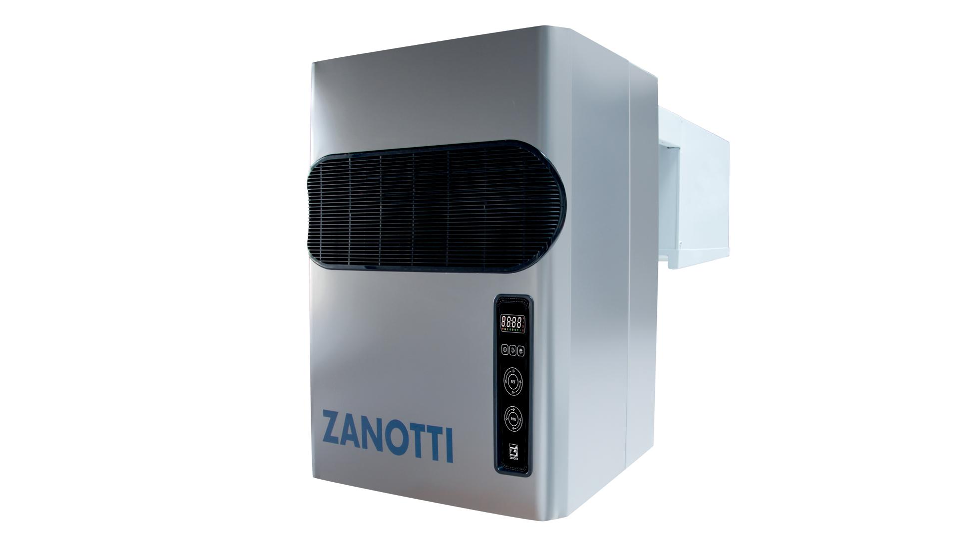 Gruppi monoblocco per impianti frigoriferi, modello Zanotti GM3