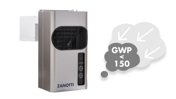 Gruppi monoblocco per impianti frigoriferi Zanotti - GM A2L