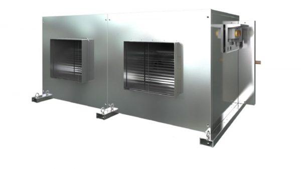 Aluminium condenser for cold room Zanotti