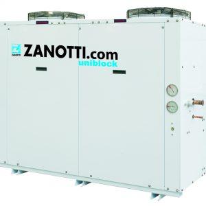 Condensatrice multicompressore Zanotti