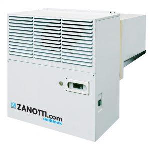 Unità per container refrigerati, modello Zanotti AS-E