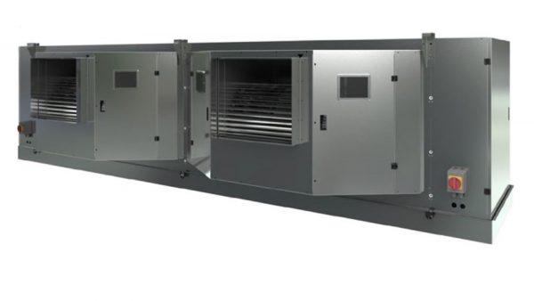 Industrial refrigeration evaporators Zanotti