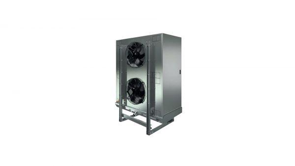 Evaporators and the refrigeration system Zanotti