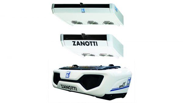 Unità frigo per trasporti Zanotti