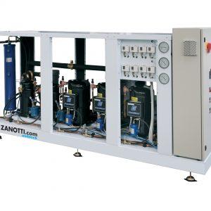 Scroll chiller refrigeration units for cold room Zanotti