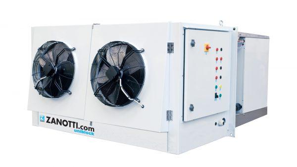 Impianto per cella frigorifera Zanotti