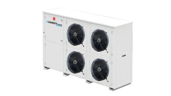 Modular chiller condensing unit for refirgeration Zanotti