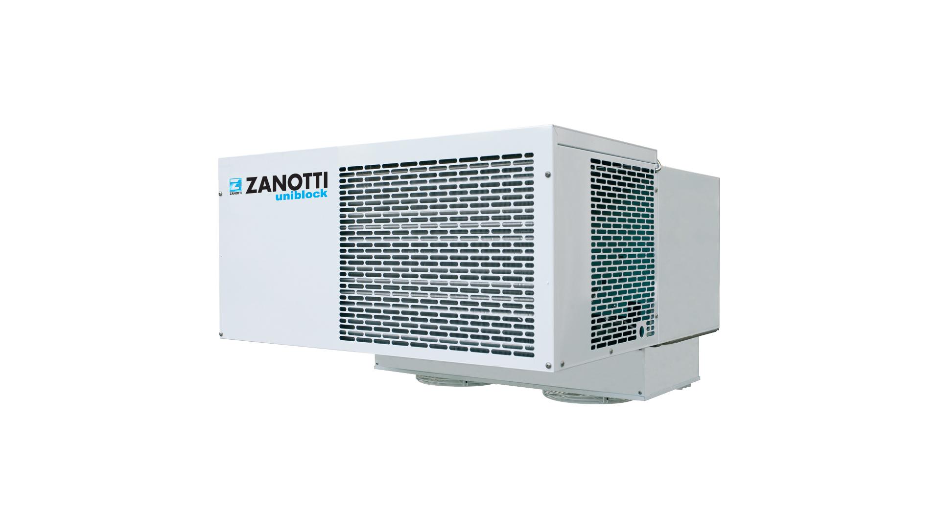 Monoblocco per cella frigo, modello Zanotti SB3