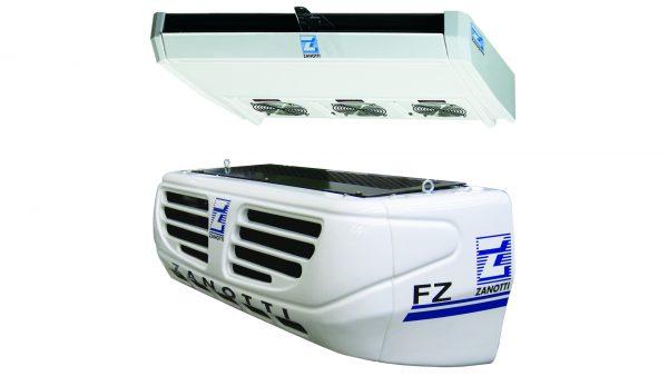 Motore frigo per furgone Zanotti