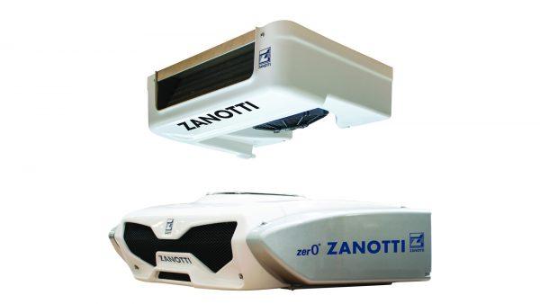 Refrigerazione trasportata Zanotti