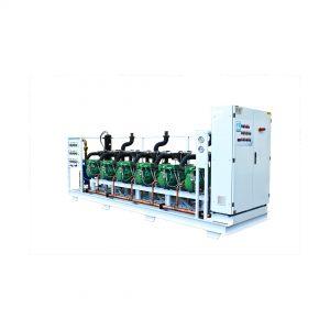 Sistemi di refrigerazione industriale Zanotti