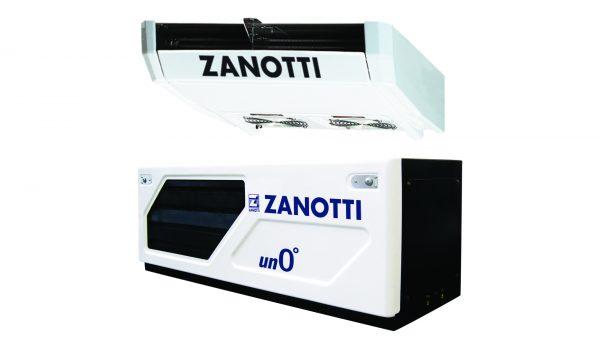 Trasporti camion frigo Zanotti
