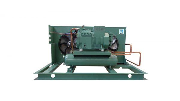 Remote chiller open type condensing units for cold room Zanotti