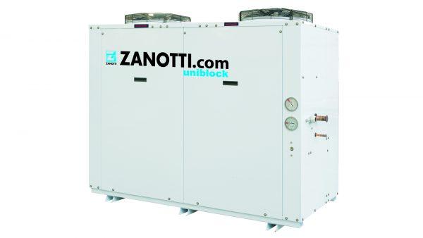 Unità condensatrice Zanotti