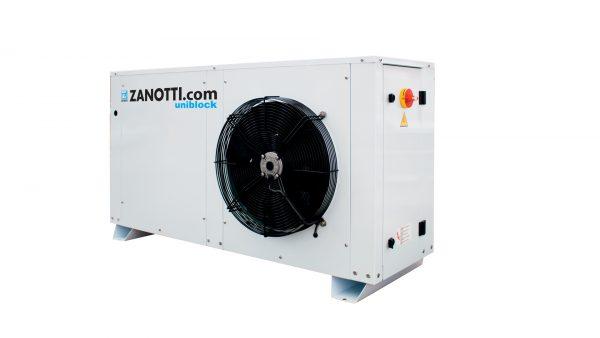 Condensing units portable chiller Zanotti
