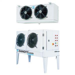 Unità di refrigerazione, modello Zanotti DB-D 225