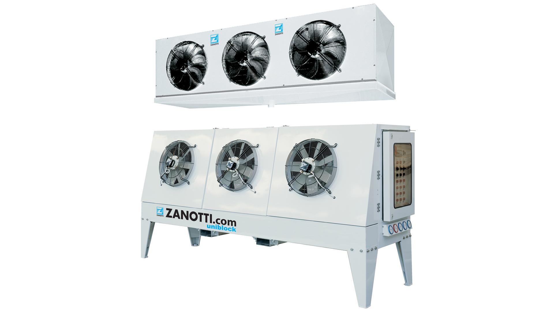 Unità di refrigerazione, modello Zanotti DB-D 360