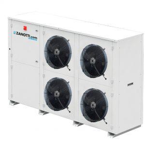 Copeland condensing unit for refrigeration systems Zanotti