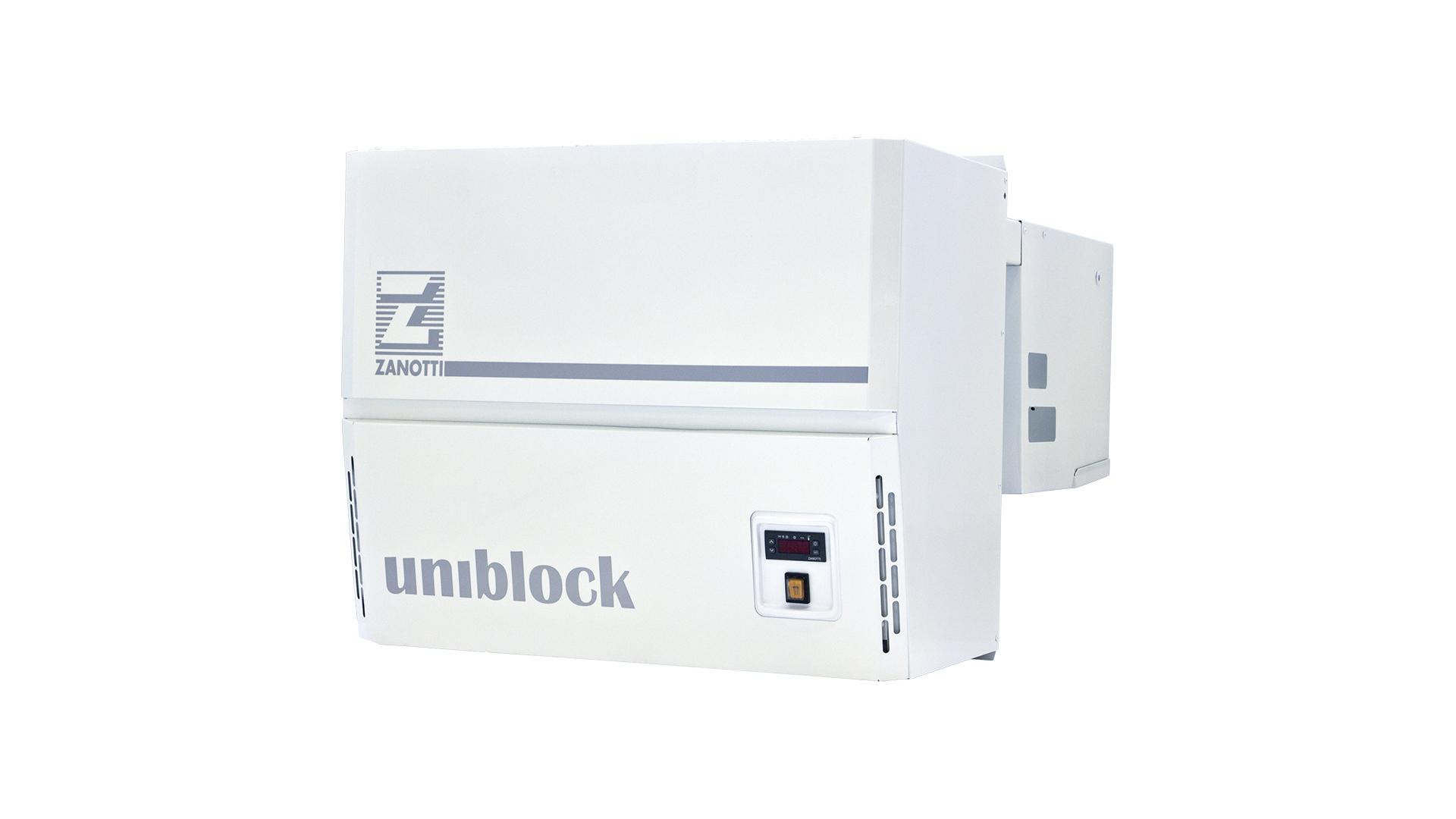Unità refrigeranti monoblocco, modello Zanotti ZN3