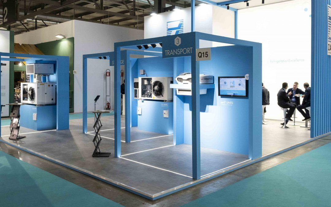 Cold storage supply chain Host 2019