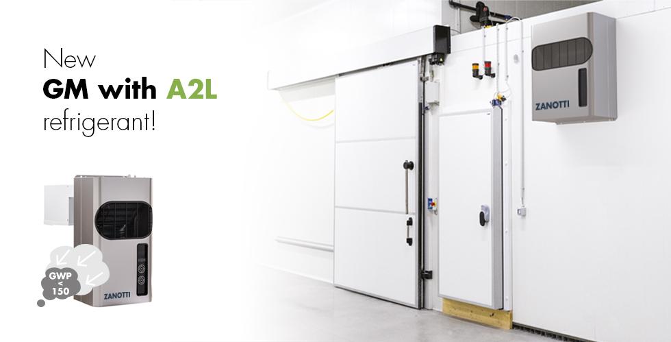 units low gwp refrigerant gm a2l