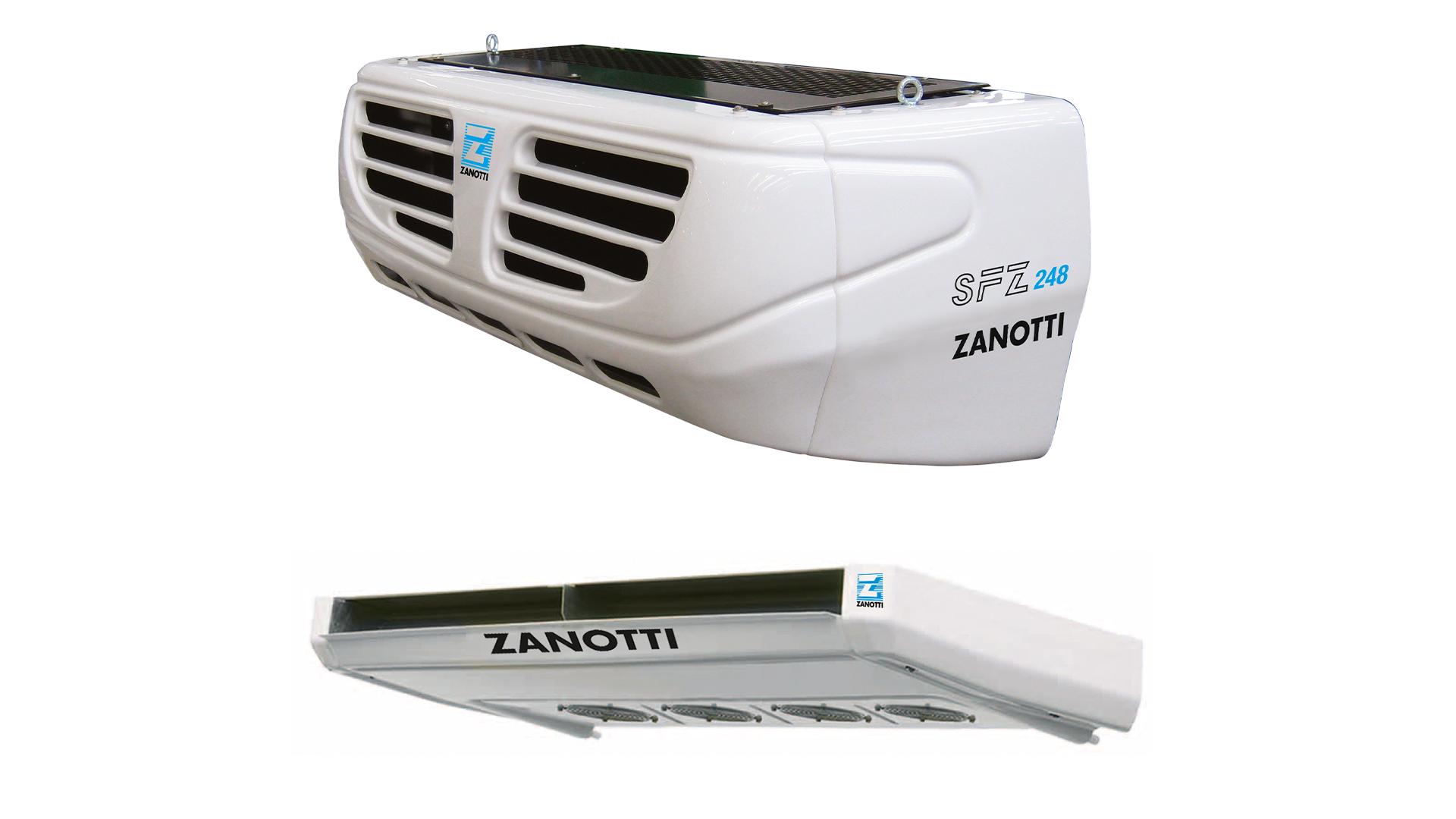 Motore frigo per furgone SFZ248