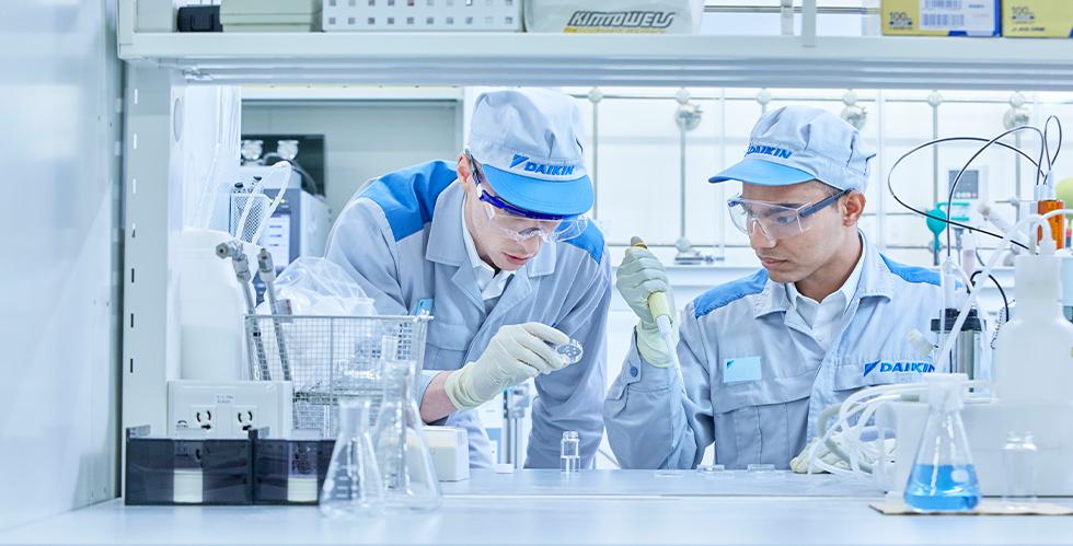 Honeywell e Daikin collaborano per l'adozione del refrigerante Solstice® L40X (R-455A) in Europa