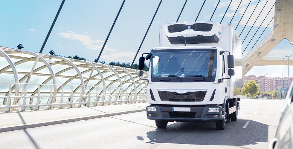 Daikin espande la sua presenza nel trasporto refrigerato